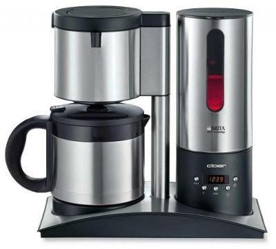 cloer cloer 5749 filtre kahve makinesi 1050 watt cloer. Black Bedroom Furniture Sets. Home Design Ideas